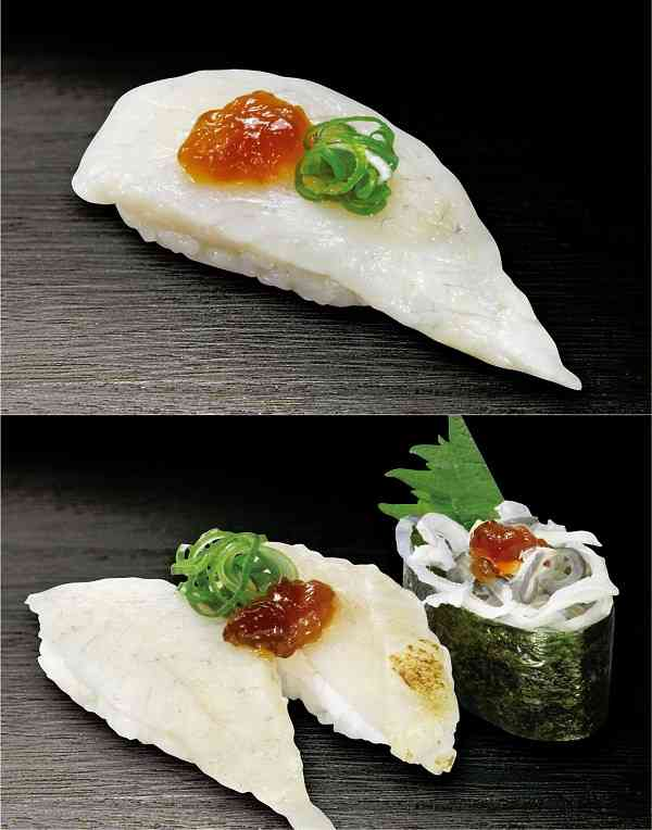 大手回転寿司では初!くら寿司が「ふぐ」(105円)を提供
