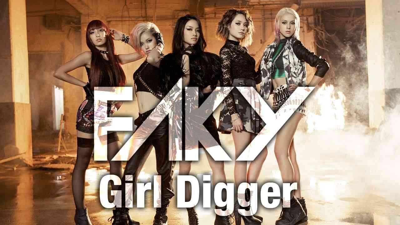 FAKY / Girl Digger - YouTube