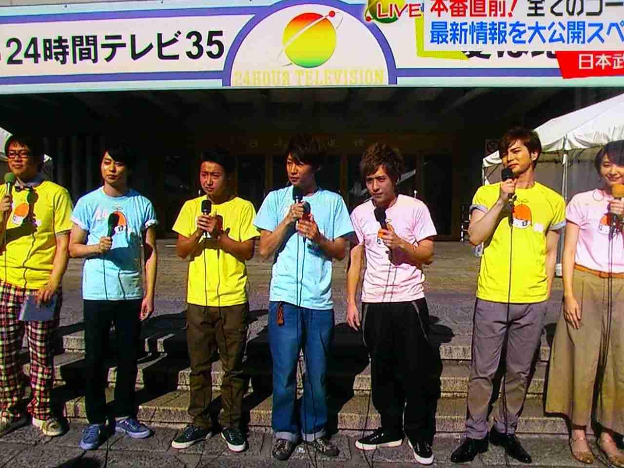 【24時間テレビ】撮影禁止にも関わらず、写真を撮るジャニオタに嵐の二宮和也さんがキレる!