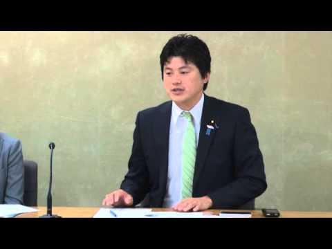 20130924【レーシック手術に関する厚生労働省および消費者庁への申し入れに関する記者会見】 - YouTube