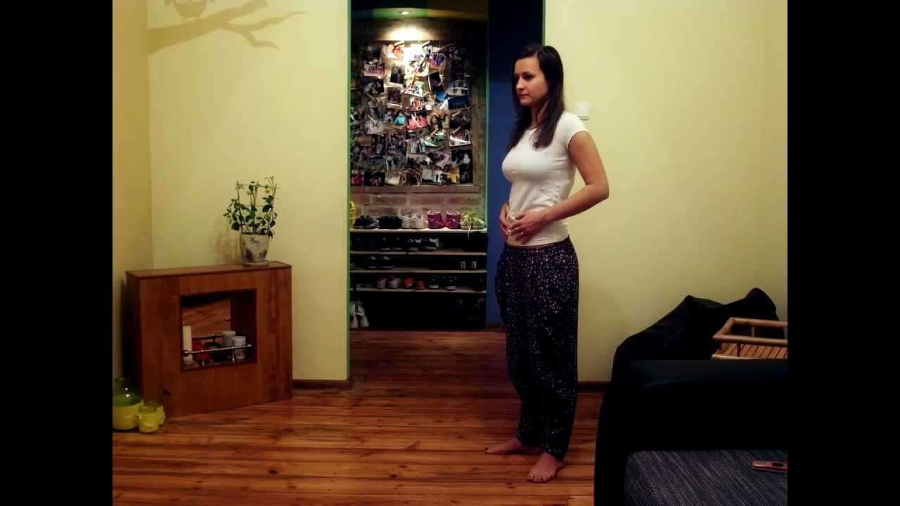 """Stop motion"" Pregnancy time lapse - YouTube"