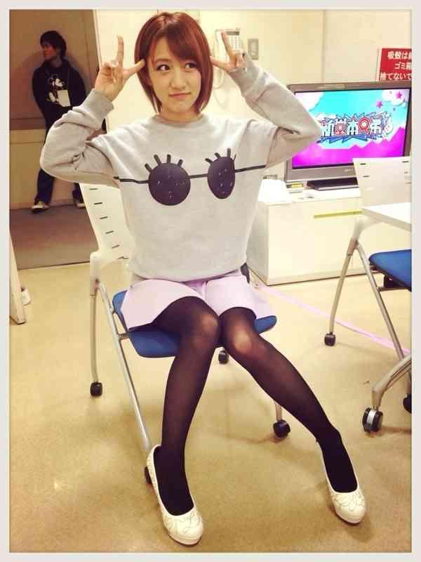AKB48高橋みなみが激やせで衣装もブカブカに