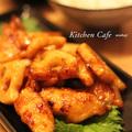 れんこんとささみの照り焼き by uzukaji [クックパッド] 簡単おいしいみんなのレシピが162万品