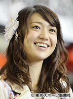 【紅白】卒業電撃発表の大島優子「NHKさんから許可いただいた」 (東スポWeb) - Yahoo!ニュース