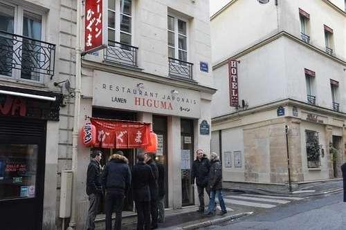 フランス人のラーメンの食べ方が面白いと話題に