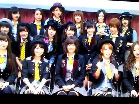 AKB48 前田敦子の不機嫌な動画 - YouTube