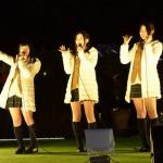 SKE48かおたん松村香織ら3人が国営昭和記念公園のイルミ点灯!タワーにはメッセージも - 芸能ニュースラウンジ