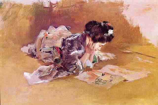 江戸時代をカラーで見るとこんなに美しい!「日本を愛した19世紀のアメリカ人画家」が描いた江戸時代の写実画がすごい