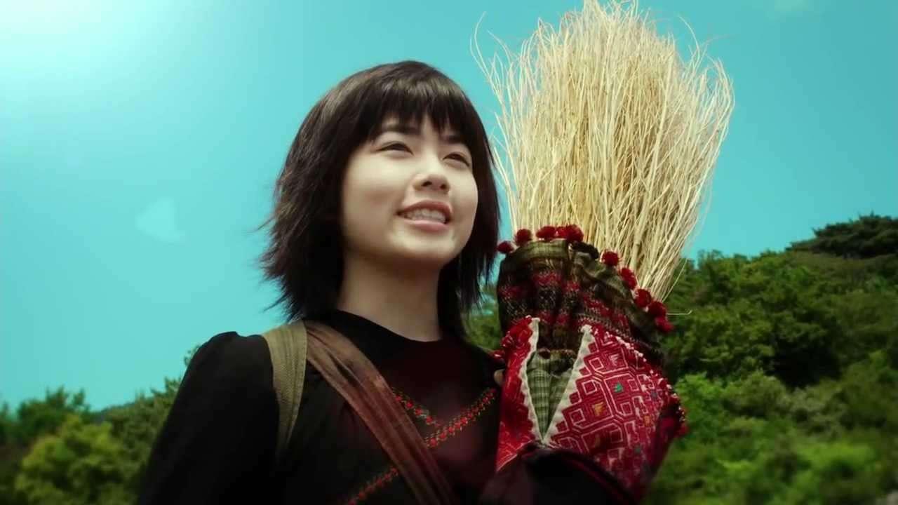 映画『魔女の宅急便』予告編 - YouTube