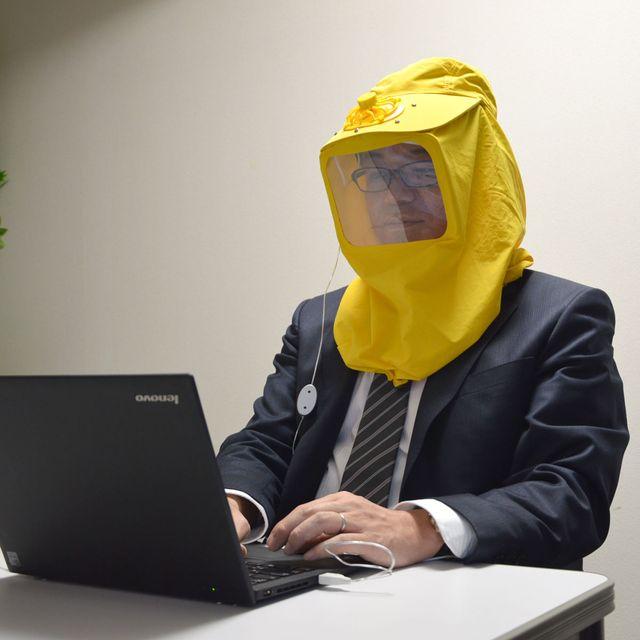 完璧な花粉症対策「USB花粉ブロッカー」がすごい…