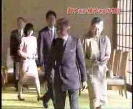 黒田慶樹さん清子さんご夫妻の ご結婚をお祝いするお茶会 - YouTube