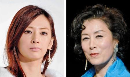 北川景子と高畑淳子は親戚だった!北川「似てるって言われます」