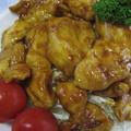 鶏胸肉のやわらかカレー照り焼き❤ by あっこりんママ [クックパッド] 簡単おいしいみんなのレシピが162万品