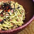 キャベツと納豆の和風おつまみサラダ by ともももももえ [クックパッド] 簡単おいしいみんなのレシピが162万品