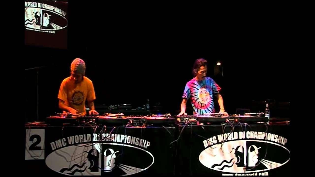 Kireek (Japan) - 2008 DMC World Team Performance - YouTube