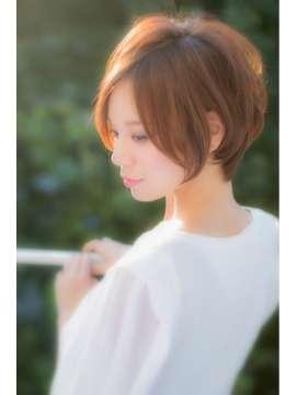 【Euphoria】☆首筋のラインがより綺麗に見える☆大人ショート - ヘアスタイル・髪型・ヘアカタログ [キレイスタイル]