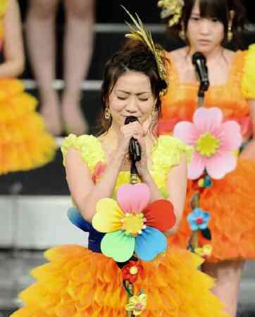 AKB大島優子 紅白での卒業発表にNHK「聞いていませんでした」と困惑