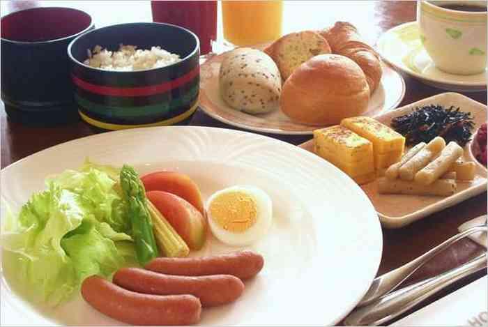 子供の朝ご飯を教えてください!