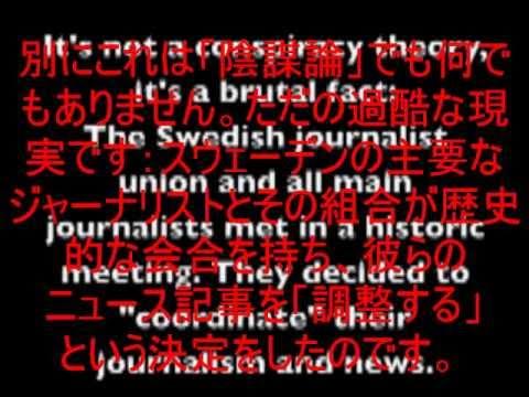 スウェ-デンのマスコミが隠すスウェ-デンの真実(グロ注意) - YouTube