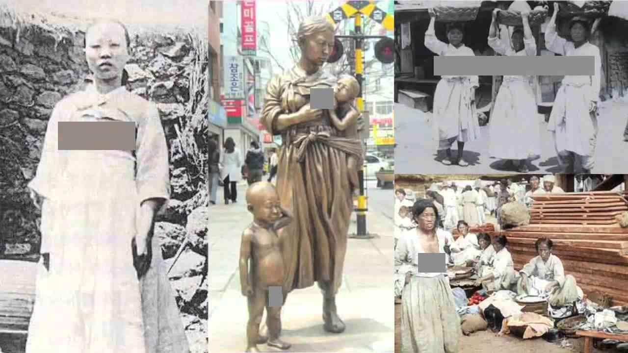 韓国朝鮮女性を守った日本【日韓併合の朝日報道記録】処理済み - YouTube