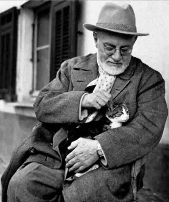 猫を愛した偉大なる芸術家たち : カラパイア