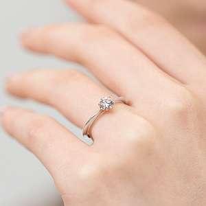 結婚指輪をしていない方
