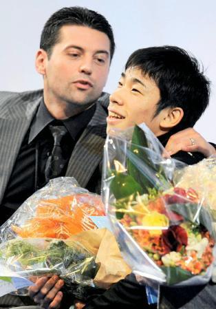織田信成、モロゾフコーチの指導料は「年間600万円」と告白