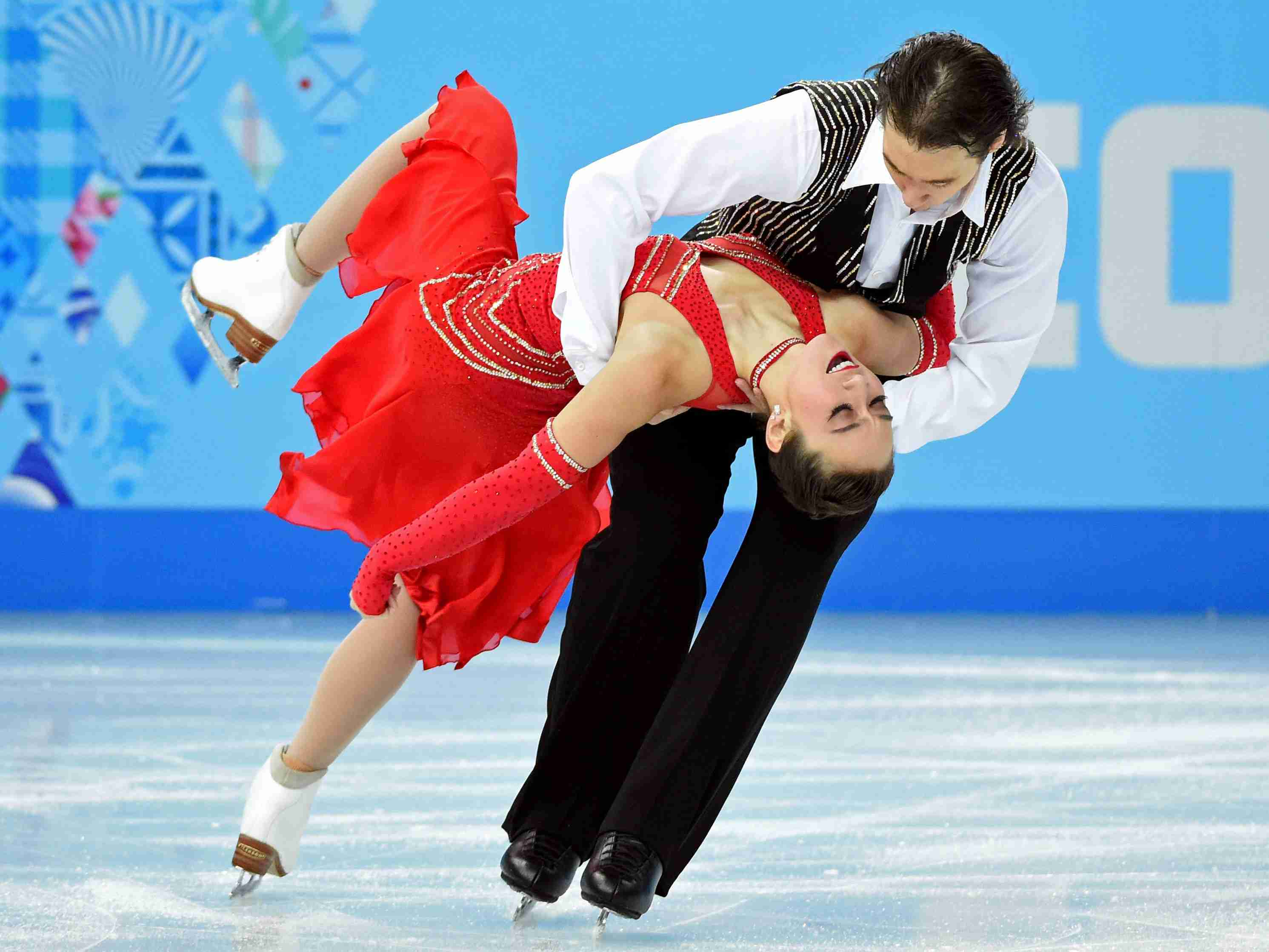 Ex-prime minister is mad at Japanese figure skaters for living in U.S.   For The Win