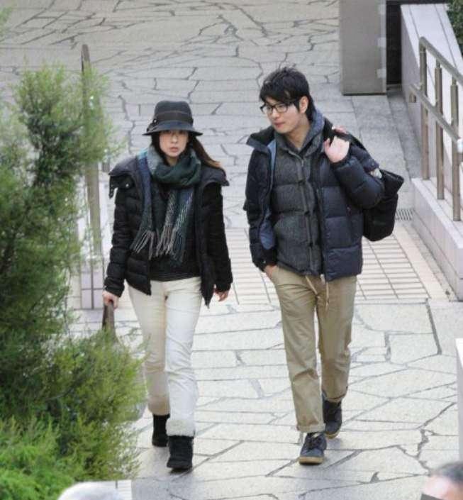 フジテレビの生野陽子アナ、中村光宏アナとのツーショット撮られ交際順調!心配なのはカトパンとの仲?