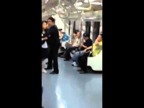 【韓国】女のケンカ - YouTube