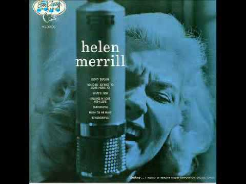 Helen Merrill with Clifford Brown / You'd Be So Nice To Come Home To - YouTube