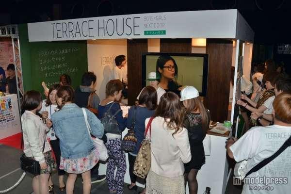 今週の「テラスハウス」見ましたか?