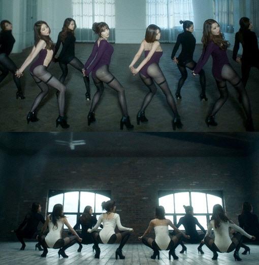 「風俗街みたい」韓国女性グループStellarのお尻ダンスに非難殺到