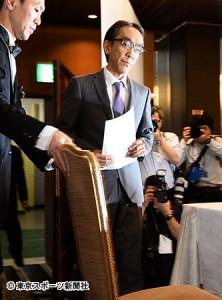 ゴーストライター告発のきっかけは「みっくん」 | 東スポWeb – 東京スポーツ新聞社