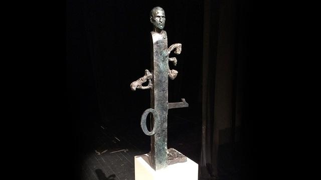 今回選ばれたアップル本社に設置予定の故ステーブ・ジョブズの彫刻、どう思います?(ギズモード・ジャパン) - エキサイトニュース