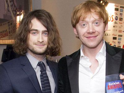 ハリー・ポッターとロンの現在の姿がヤバイwww