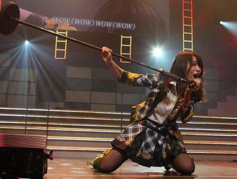 AKB48大島ラスト曲『前しか向かねぇ』、SMAP×SMAPでTV初披露!