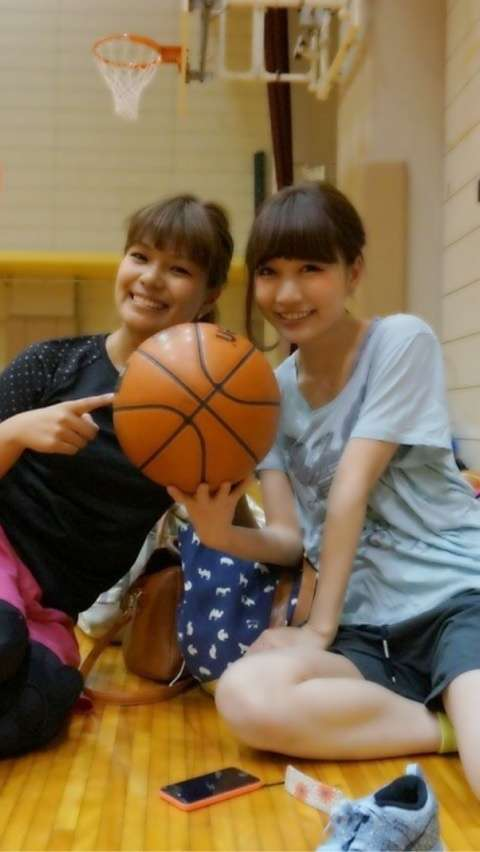 バスケットボール|ももオフィシャルブログPowered by Ameba