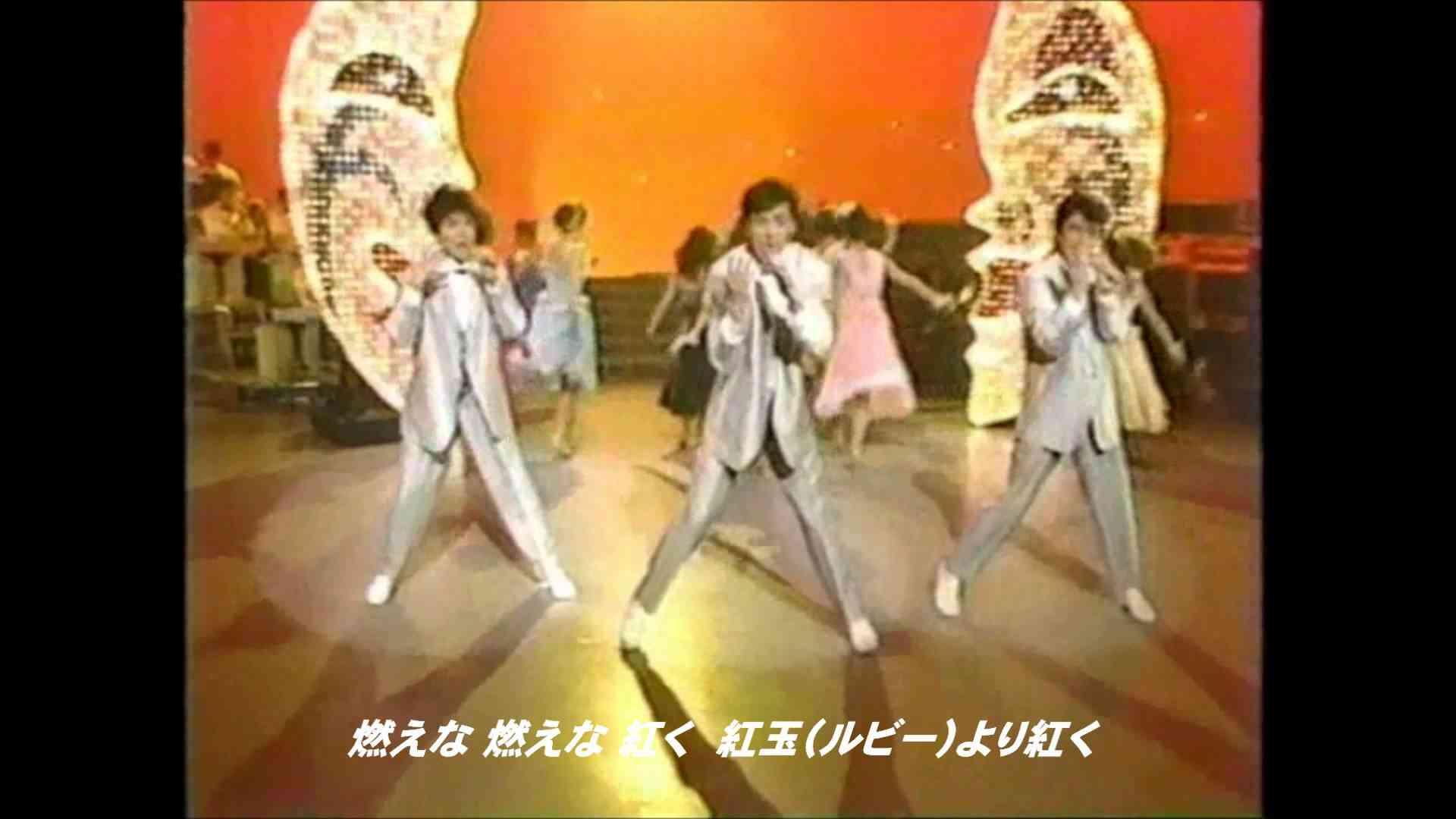 仮面舞踏会 少年隊 - YouTube