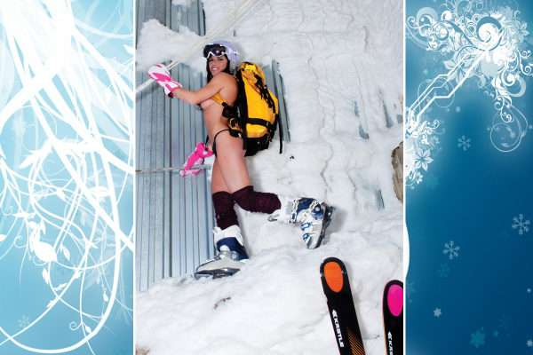 オリンピック選手のトップレス画像が流出→「選手を守れ!」と自分の裸を晒す女性が続出