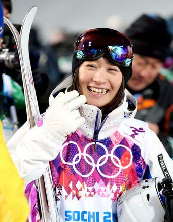 【ソチ五輪】女子モーグル上村愛子4位、悲願のメダルならず…完全燃焼「今回最後だな」