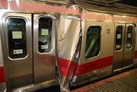 東横線衝突事故 「緊急停車します」アナウンス後にドン、顔から血流す人も (産経新聞) - Yahoo!ニュース