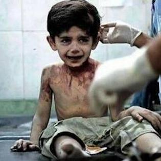 シリア内戦で亡くなった3歳の少年が最後に残した言葉! 世界中が心を揺さぶられた | TOCANA