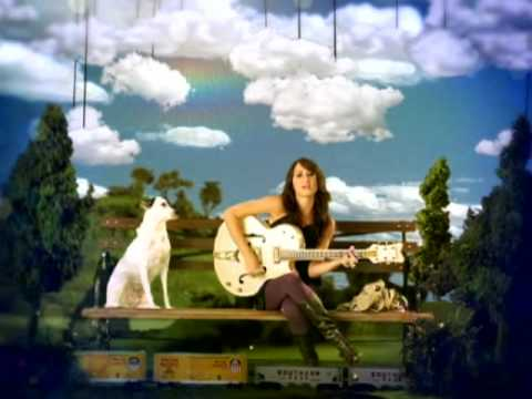 KT Tunstall - Suddenly I See (Larger Than Life Version) - YouTube
