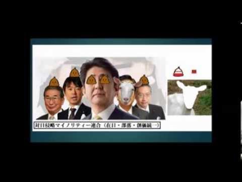 ユダヤ戦争ゴッコの傀儡【安倍晋三・金正恩・習近平・朴槿恵】 - YouTube