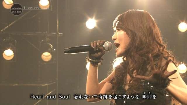 SONGS #288 浜田麻里 - ひまわり動画