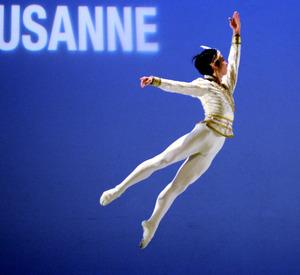 ローザンヌ国際バレエ、日本の高校生が1・2位:朝日新聞デジタル
