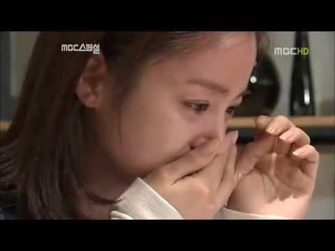 心優しきキム・テヒ、被災地出身の日本語教師にもらい泣き Kim Tae Hee learned Japanese - YouTube