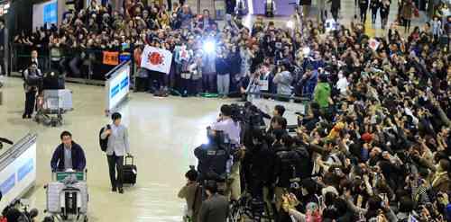 羽生「報奨金は寄付などに使いたい」 - フィギュア - ソチ五輪2014 : nikkansports.com