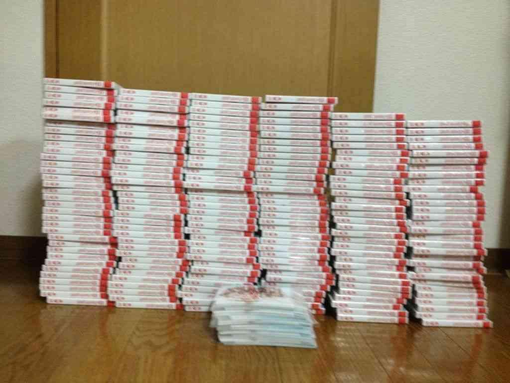 京都大学でAKB48とSKE48のCDを無料配布中ww